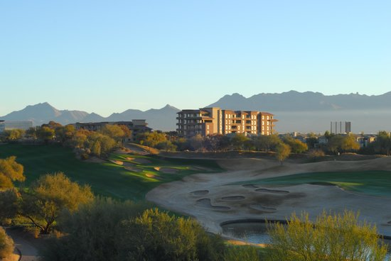 The Westin Kierland Resort & Spa: The view from our room!