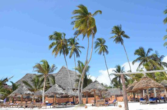 VOI Kiwengwa Resort: Il villaggio