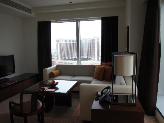 Grand Hyatt Macau: Suite Living Room (#2)