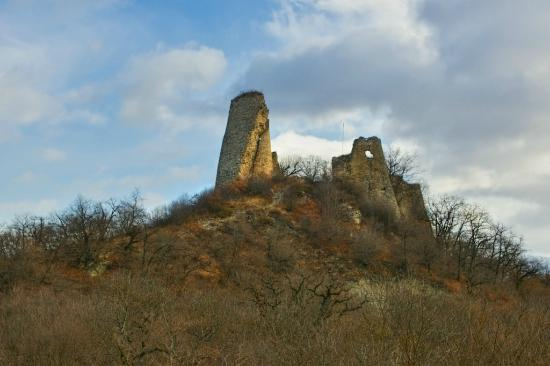 Ujarma Fortress: Ujarma: once the most important Iberian stronghold