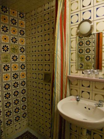 Alexander Hotel London: bagno
