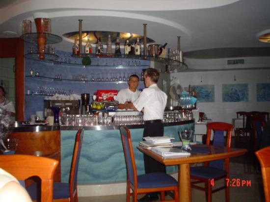 Pension Maestral: Bar