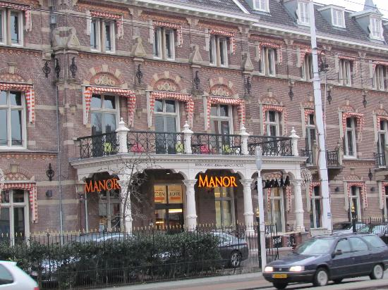 Eden manor picture of the manor amsterdam amsterdam for Eden hotel amsterdam