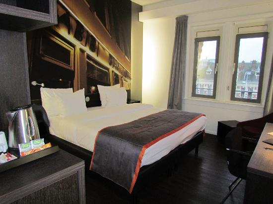 Hampshire Hotel - The Manor Amsterdam: our beautifull room!
