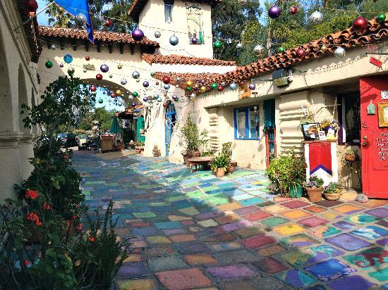 Balboa Park: artists' village