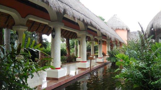 Grand Palladium Kantenah Resort & Spa: hotel
