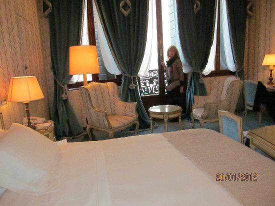 Hotel Danieli, A Luxury Collection Hotel: Chambre avec vue