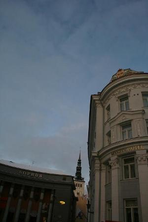 My City Hotel Tallinn: l'hotel