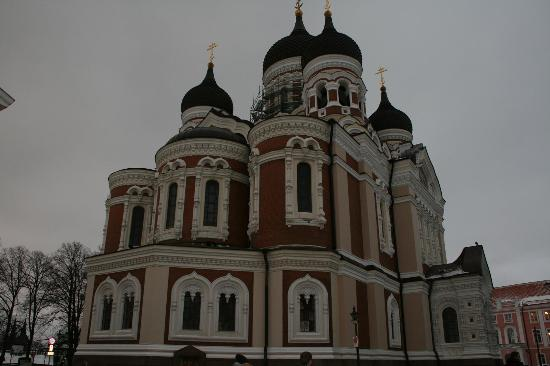 My City Hotel Tallinn: Eglise Orthodoxe