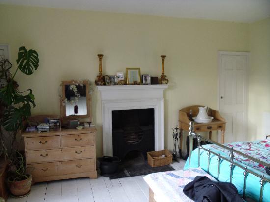 Bathwick Street B & B: The room we stayed in