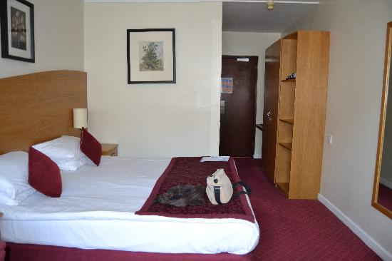 Kensington Court Hotel: camera