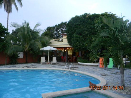 Panayukana Boutique Hotel: Fab pool