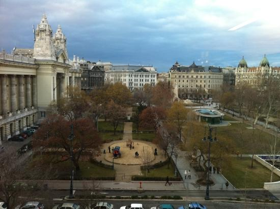 IBEROSTAR Grand Hotel Budapest: view from my room