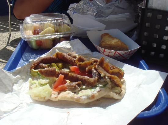 Al La Kebab: Gryo