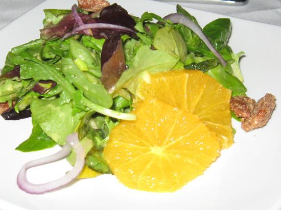 Holly Hill Inn : Woodford salad