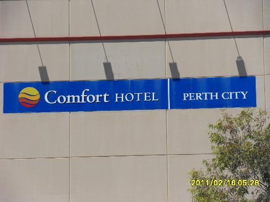 珀斯市舒心酒店照片