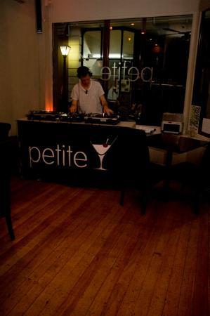 Petite Wine & Dine: Live music