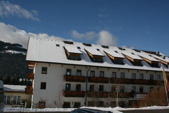 Hotel Moselebauer: esteno dell'hotel