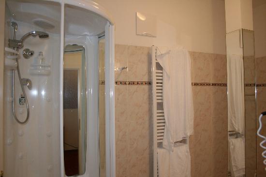 Hotel Moselebauer: particolare bagno