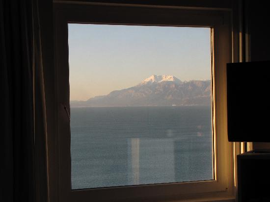 The Marmara Antalya: sea view