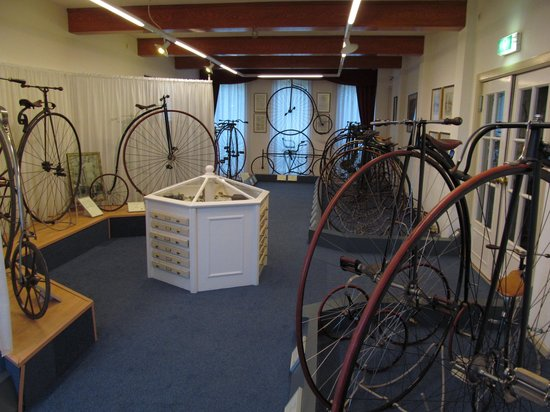‪Velorama National Bicycle Museum‬