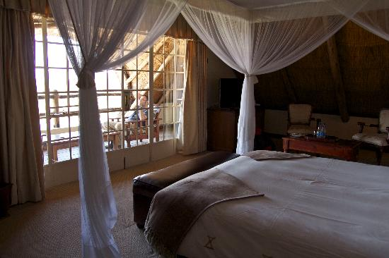 Ilala Lodge: la nostra stanza