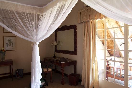 Ilala Lodge: dettaglio della stanza