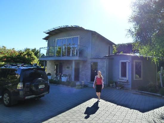 Collinson's Cottage: The Cottage