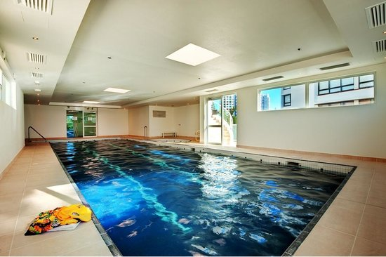 Pacific Views Resort: Indoor Heated Pool
