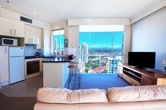 Pacific Views Resort: 1 Bedroom Apartment