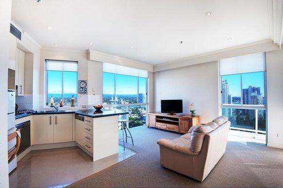 Pacific Views Resort: 1 Bedroom Apartment.