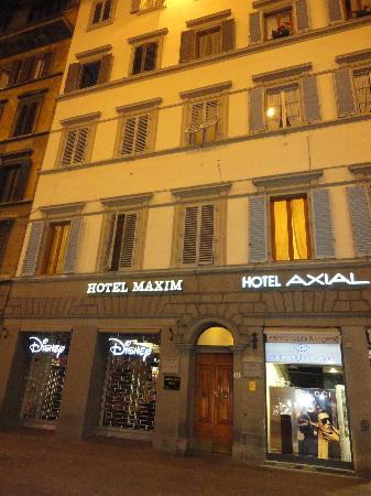 Hotel Maxim: O Hotel