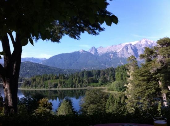 Bellevue Bed & Breakfast: view