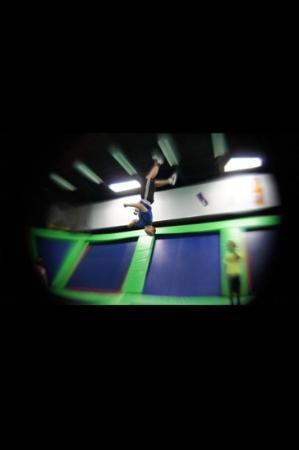 Rebounderz of Longwood: flipping