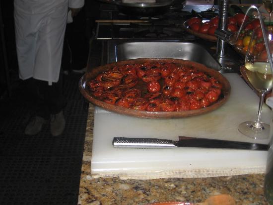 Organic Farm Tour at Huerta Los Tamarindos: the 'pizza'