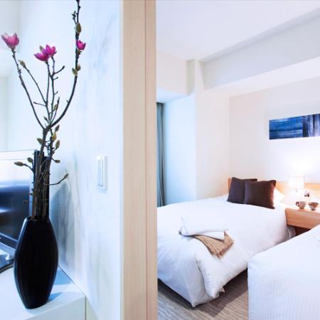 Fraser Residence Nankai Osaka: 1bedroom