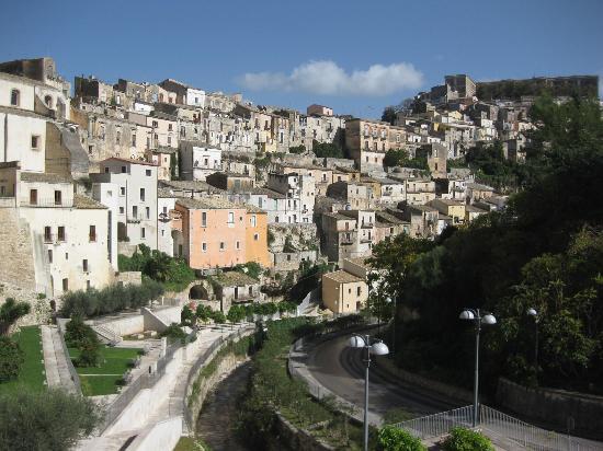 Hotel Palazzo degli Archi: View from our balcony