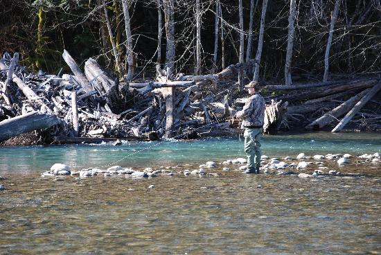 Great River Fishing Adventures Chilliwack British