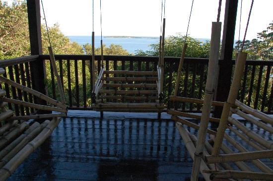 La Giralda: balcony shot