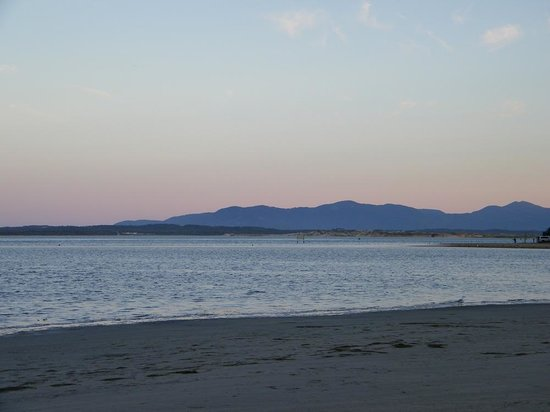 Yanakie, Australia: Shallow Inlet at dusk