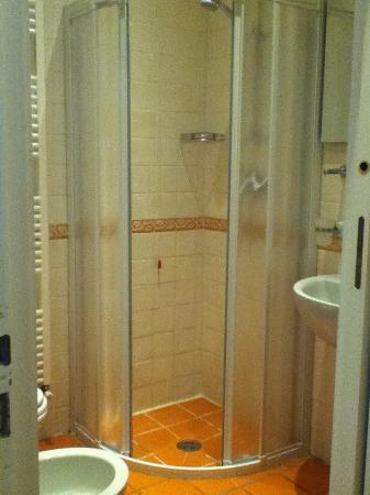 Il Seminario Bed & Breakfast: Shower