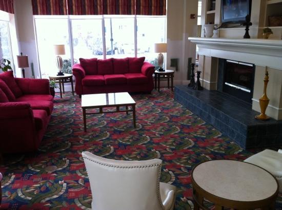 Charming Hilton Garden Inn Philadelphia/Ft. Washington: The Rebuilt, Post Flood Lobby Design Ideas