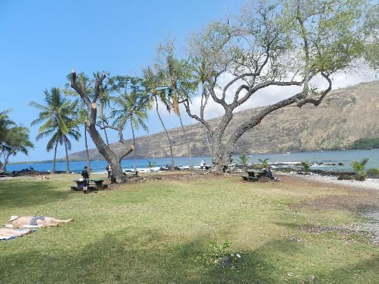 Manini Kapahukapu Beach: A Perfect Setting For Enjoying The Day