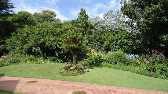Cedar Garden Bed & Breakfast: Some of the gardens
