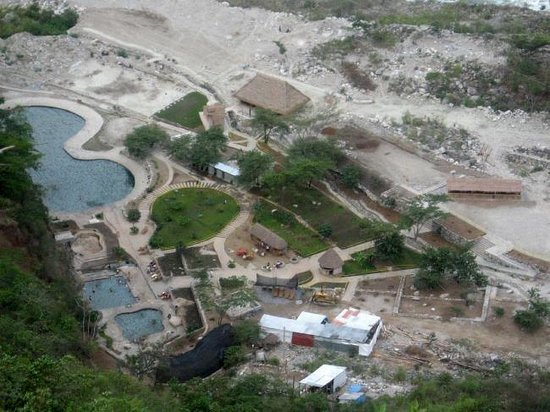 Santa Teresa, เปรู: Cocalmayo hotsprings