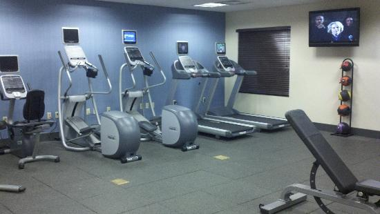 Hampton Inn & Suites Phoenix North/Happy Valley: The Workout Room