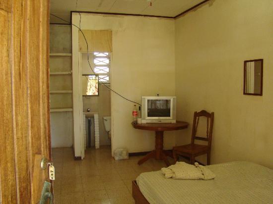 Albergue Las Palmas: Habitacion