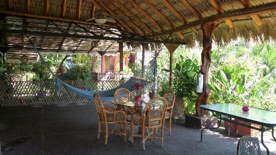 Casa Condesa: terraza