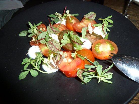 Cutler & Co: Side Salad