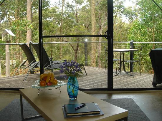The Bower at Broulee: The view - ahh!  Wish I was there!